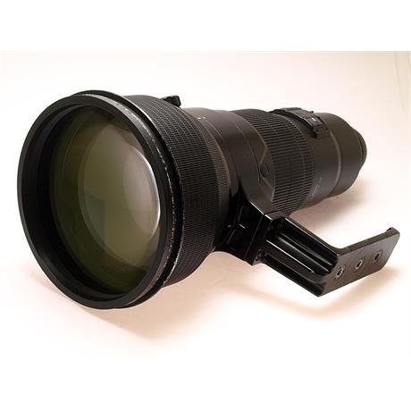 Nikon 400mm F2.8 AFS D II thumbnail