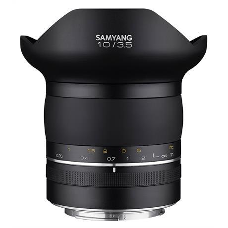 Samyang 10mm F3.5 XP - Canon EOS thumbnail