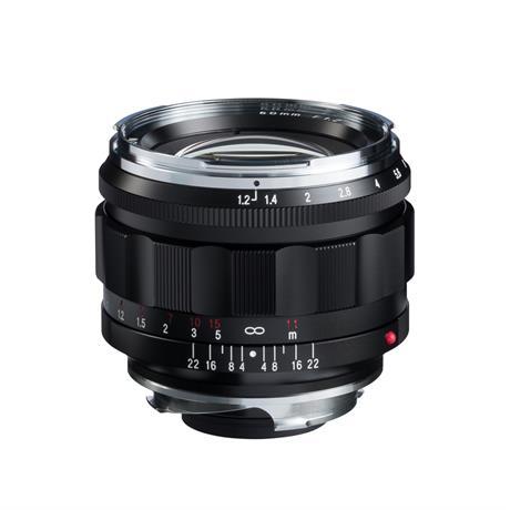 Voigtlander 50mm F1.2 Asph Nokton - Sony E thumbnail