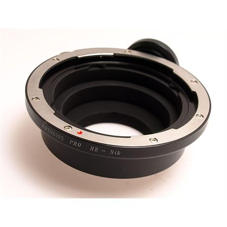 Fotodiox Hasselblad - Nikon Lens Mount Adapter thumbnail