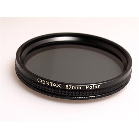 Contax 67mm Polariser thumbnail