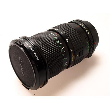 Canon 35-105mm F3.5 FD thumbnail
