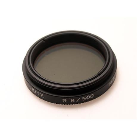 Leica ND4x filter for 500mm F8 Telyt R thumbnail