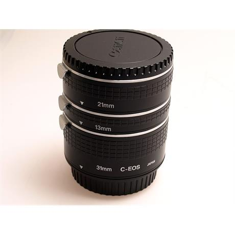 No Brand Extension Tube Set - Canon EOS thumbnail