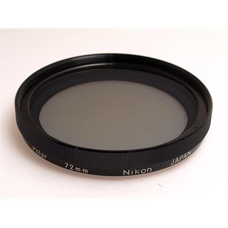 Nikon 72mm Polariser thumbnail