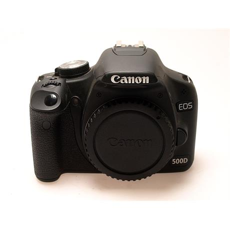 Canon EOS 500D Body Only thumbnail
