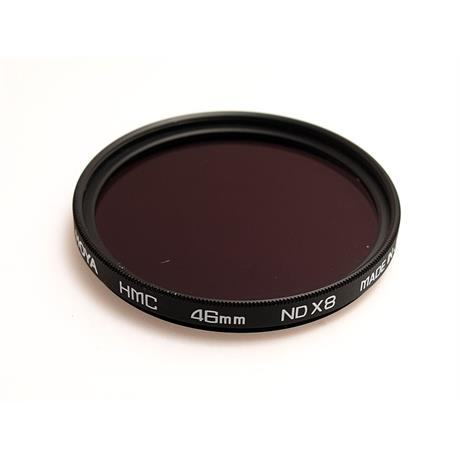 Hoya 46mm HMC Neutral Density ND8x thumbnail