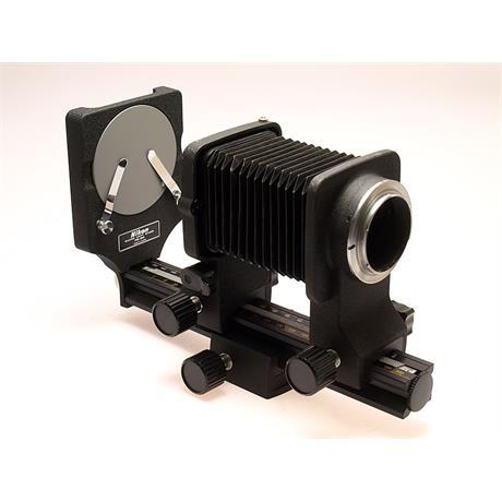 Nikon PB6 Bellows + PB6M Stand thumbnail