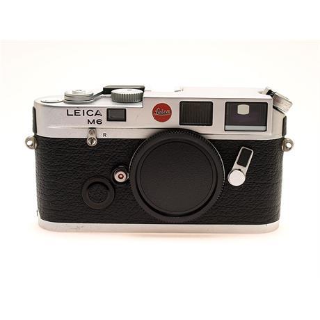 Leica M6 0.72x Body Only - Chrome thumbnail