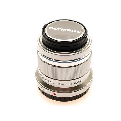 Olympus 45mm F1.8 M.Zuiko - Silver thumbnail