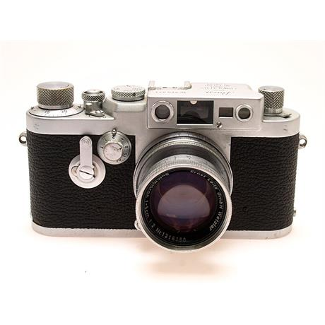 Leica IIIG Chrome + 50mm F2 thumbnail