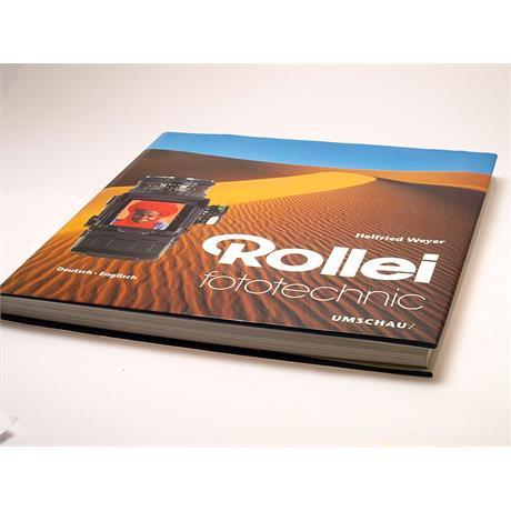 No Brand Rollei Fototechnic - Helfred Weyer thumbnail