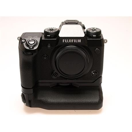 Fujifilm X-H1 Body + Vertical Grip thumbnail