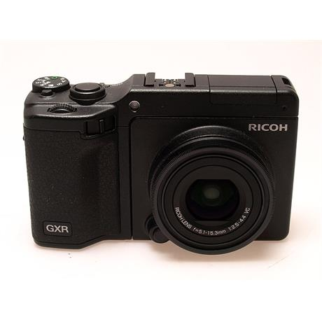 Ricoh GXR + 24-72mm thumbnail