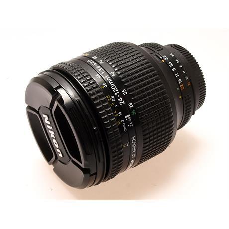 Nikon 24-120mm F3.5-5.6 ED AFD thumbnail