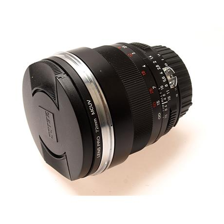 Zeiss 85mm F1.4 ZF thumbnail