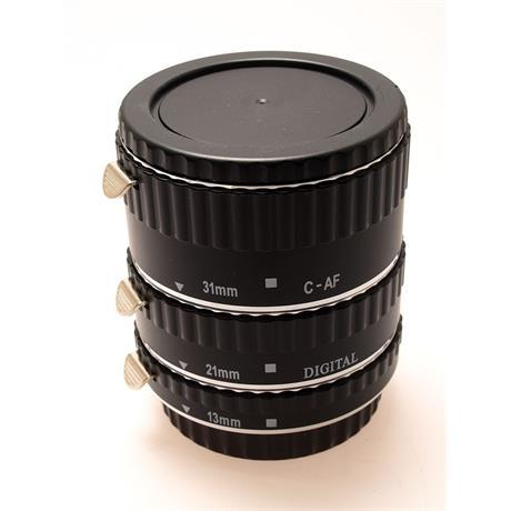 Meike Extension Tube Set - Canon EOS thumbnail