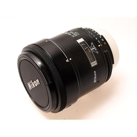Nikon 55mm F2.8 AF Micro thumbnail