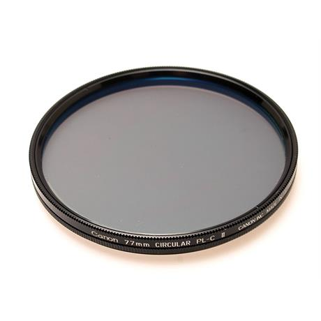Canon 77mm Circular Polariser PL-C II thumbnail