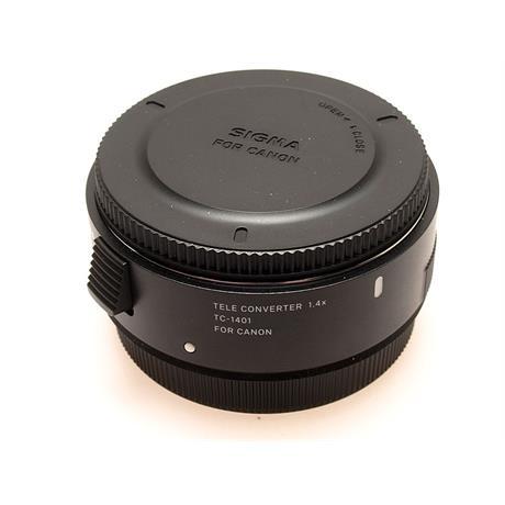 Sigma TC1401 1.4x Converter - Canon EOS thumbnail