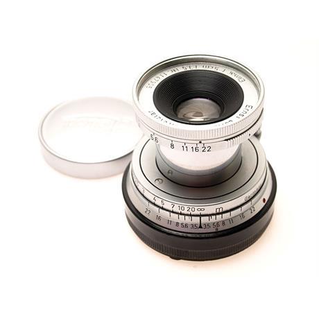 Leica 50mm F3.5 Elmar thumbnail