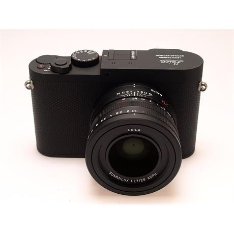 Leica Q-P - Black thumbnail
