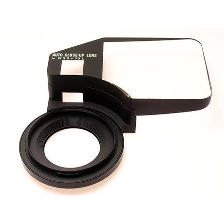 Mamiya Auto Close Up Filter (6/6MF) thumbnail
