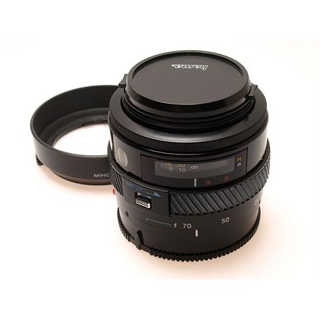 Minolta 35-70mm F4 AF thumbnail