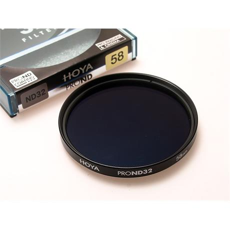 Hoya 58mm Pro Neutral Density 32x thumbnail