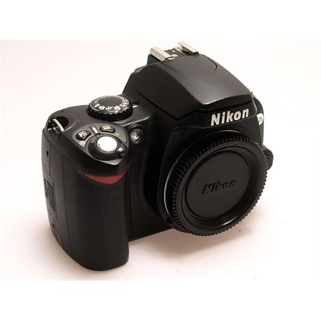 Nikon D40X Body Only thumbnail