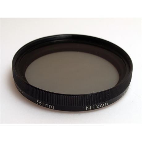 Nikon 52mm Polariser thumbnail