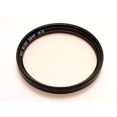 B+W 49mm KR1.5 Skylight thumbnail