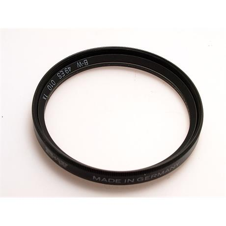 B+W 49mm UV - Single Coated thumbnail