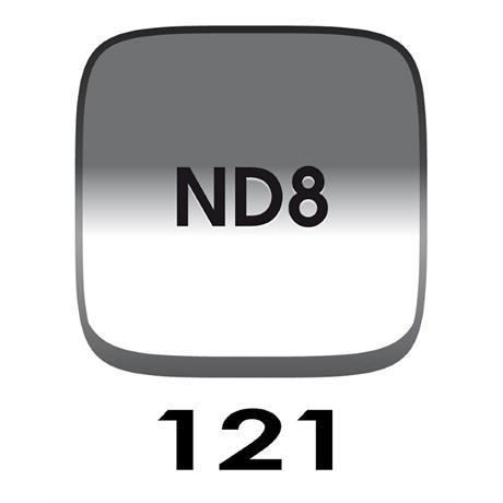 Cokin P121 Grey Grad G2 (ND8) - P Series (M) thumbnail