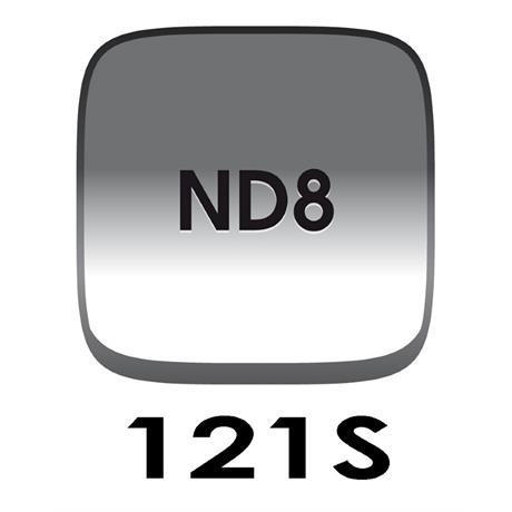 Cokin P121S Grad Grey G2 Sft (ND8) - P Series (M) thumbnail