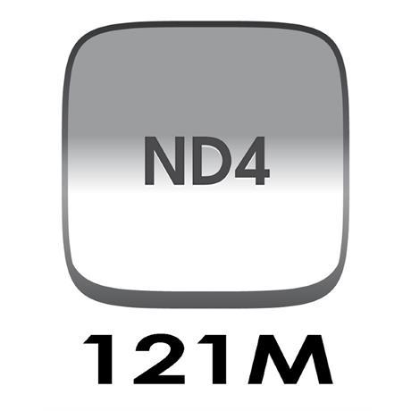 Cokin P121M Grey Grad G2 Med (ND4) - P Series (M) thumbnail