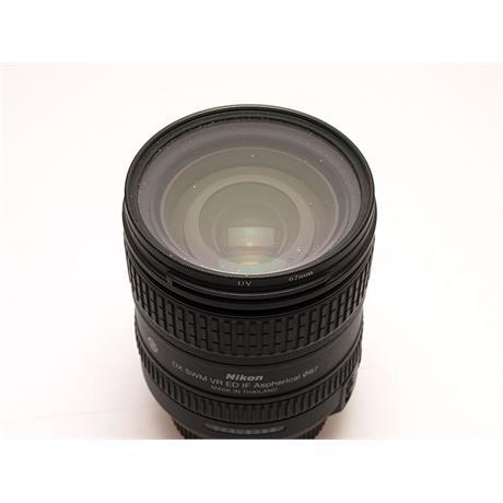 Nikon 16-85mm F3.5-5.6 G ED VR AFS DX thumbnail