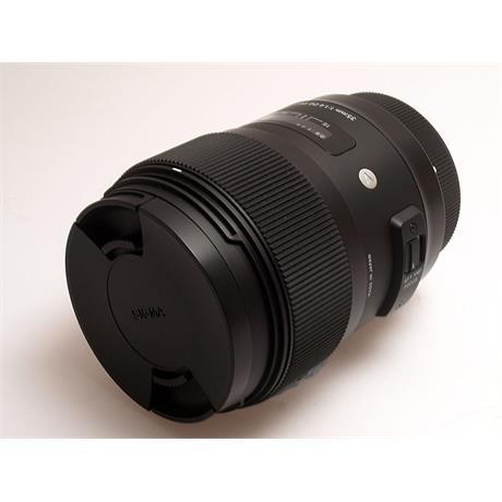 Sigma 35mm F1.4 DG HSM A - Canon EOS thumbnail