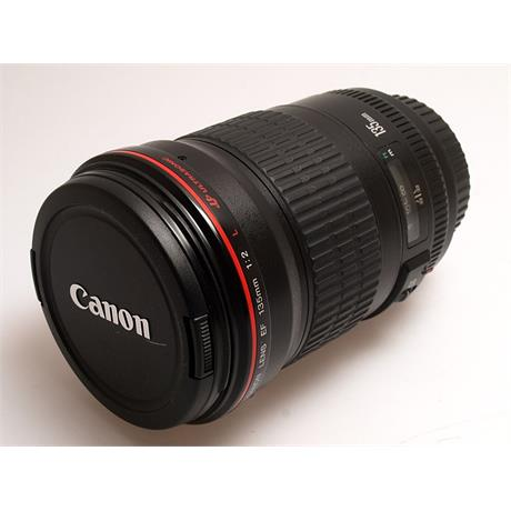 Canon 135mm F2 L USM thumbnail