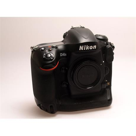 Nikon D4S Body Only thumbnail