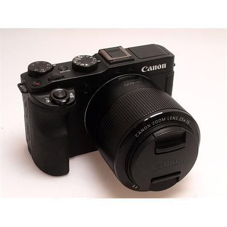 Canon Powershot G3x - Black thumbnail