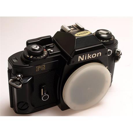 Nikon FG Body Only - Black thumbnail