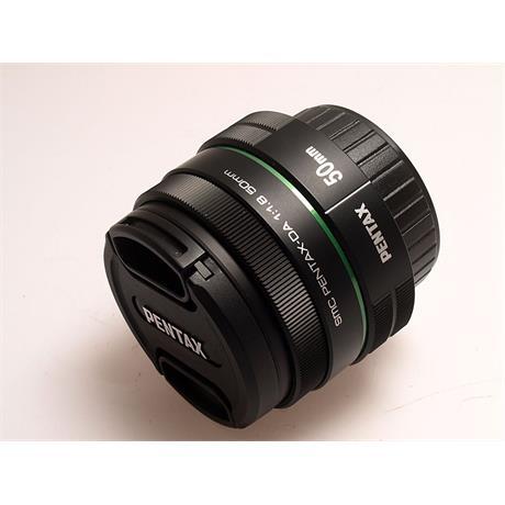 Pentax 50mm F1.8 SMC DA thumbnail
