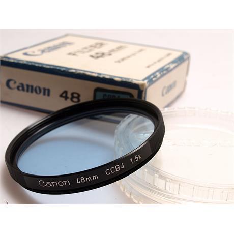 Canon 48mm CCB4 Blue thumbnail