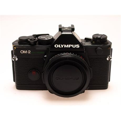 Olympus OM2SP Body Only - Black thumbnail
