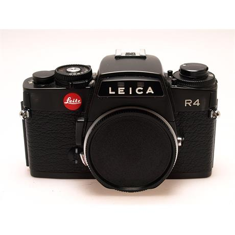 Leica R4 Body Only - Black thumbnail