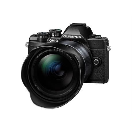 Olympus OM-D E-M10 III + 12-200mm - Black thumbnail