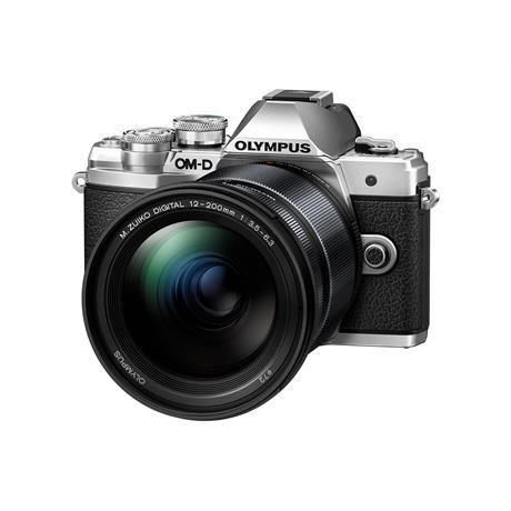 Olympus OM-D E-M10 III + 12-200mm - Silver thumbnail