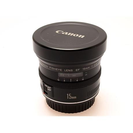 Canon 15mm F2.8 EF Fisheye thumbnail