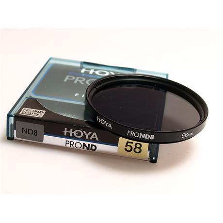 Hoya 58mm Pro ND8x Neutral Density thumbnail